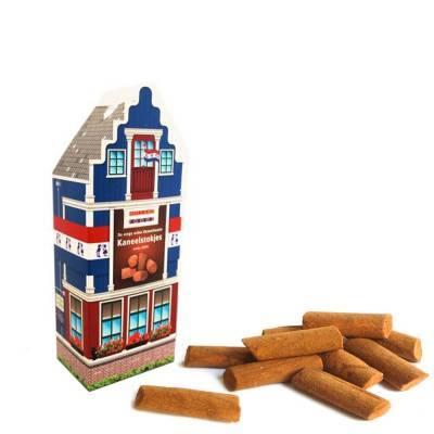 1490 - oosterhoutse snoephuis kaneelstok 110 gr 110 gram