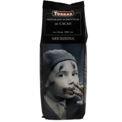 9915 - Torras hot cacao mix 180 gram