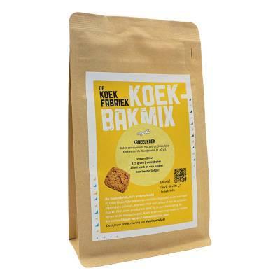 9922 - De Koekfabriek koek bakmix - kaneelkoek 270 gram