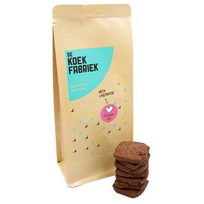 9980 - De Koekfabriek chocolate chip 100 gram