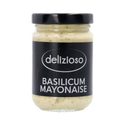 9805 - Delizioso Basilicum Mayonaise 130 gr