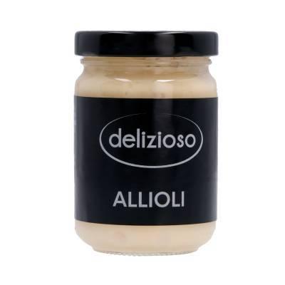 9807 - Delizioso Alioli 130 gr