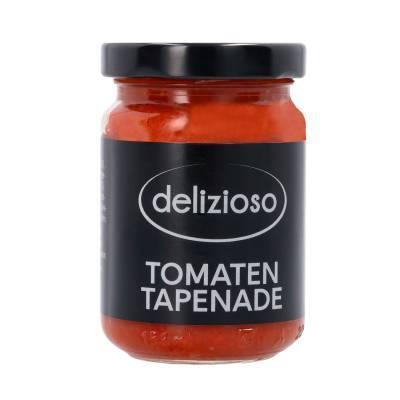 9808 - Delizioso Tomatentapenade 140 gr