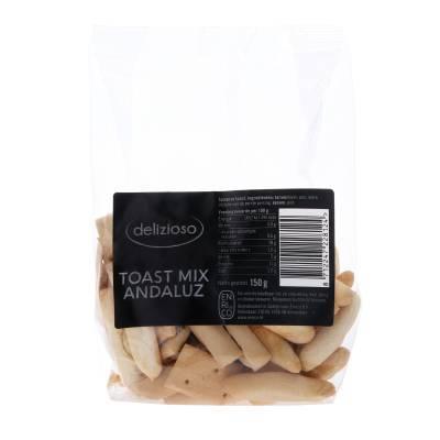 9830 - Delizioso Toast mix 150 gr