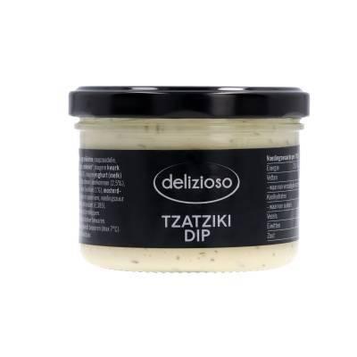 9838 - Delizioso tzatziki dip 190 ml