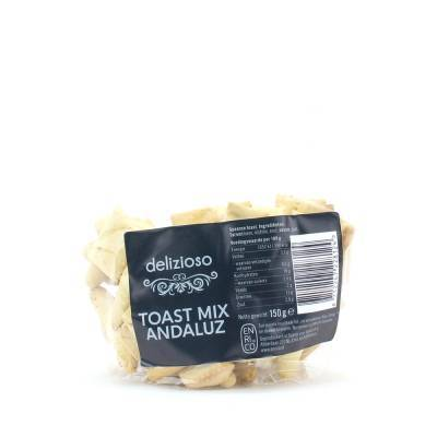 9830 - Delizioso Toast mix 150 gr