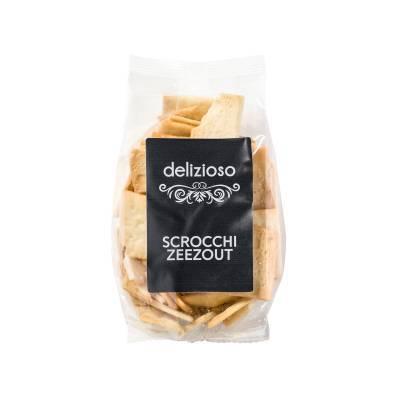 9833 - Delizioso Scrocchi Zeezout 150 gr