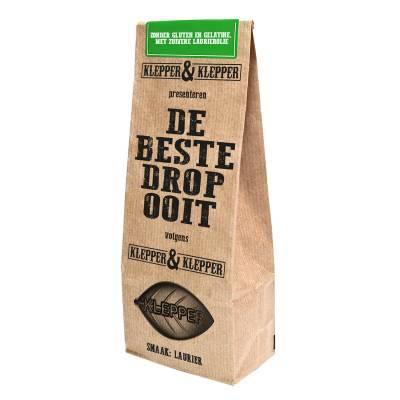 4191 - Klepper & Klepper de beste drop ooit - laurier 200 gram