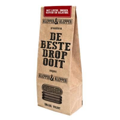 4198 - Klepper & Klepper de beste drop ooit - volzoet 200 gram