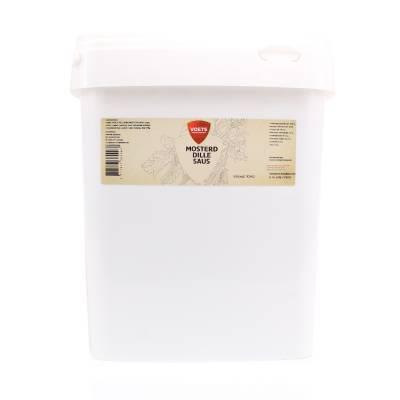 1010A - Voets mosterd-dillesaus 10000 gram