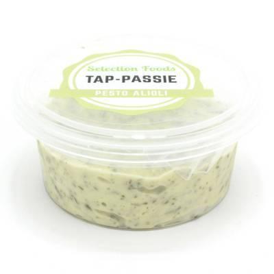 17992 - Wilma's Olijven Pesto alioli 125 gram