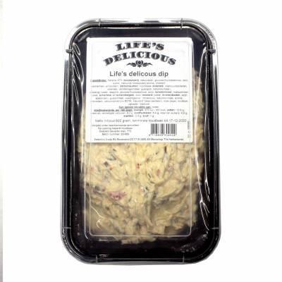 18112 - Life's Delicious dip 800 gram