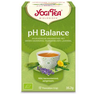 7504 - Yogi Tea PH Balance 17 TB