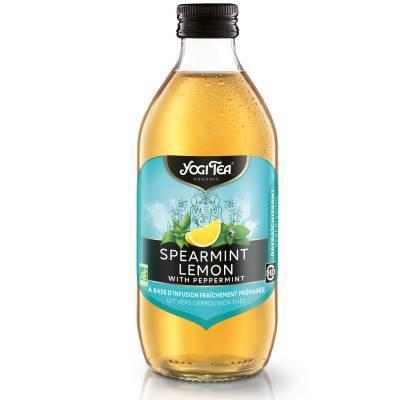 7514 - Yogi Tea Spearmint Lemon Cold Tea 330 ml