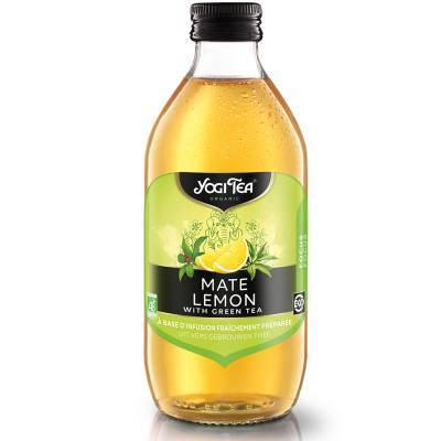 7515 - Yogi Tea Mate Lemon Cold Tea 330 ml
