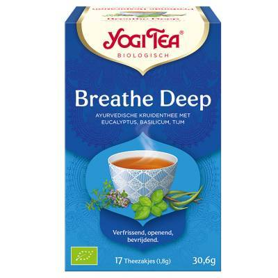 7522 - Yogi Tea Breathe Deep 17 TB