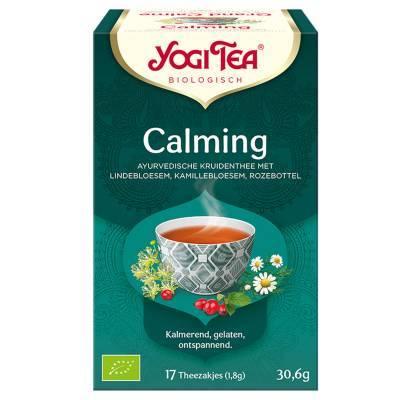 7524 - Yogi Tea Calming 17 TB