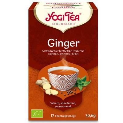 7529 - Yogi Tea Ginger 17 TB