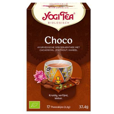 7543 - Yogi Tea Choco 17 TB
