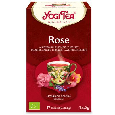 7547 - Yogi Tea Rose 17 TB