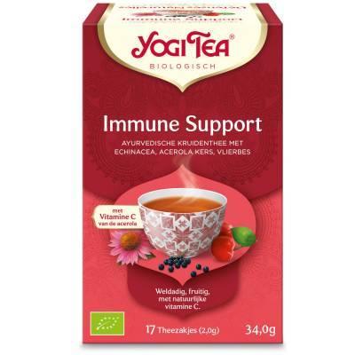 7550 - Yogi Tea Immune Support 17 TB