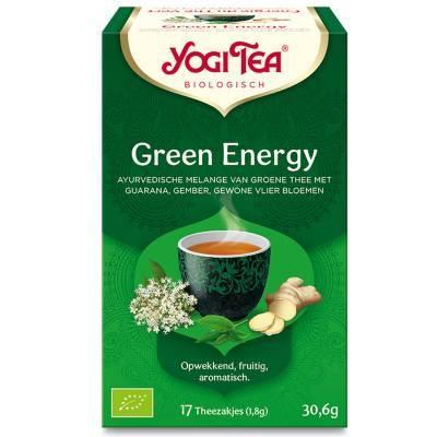 7571 - Yogi Tea Green Energy 17 TB