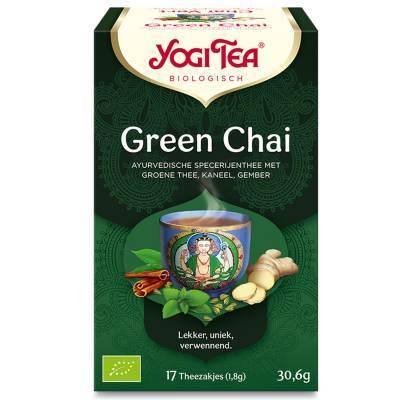 7581 - Yogi Tea Green Chai 17 TB
