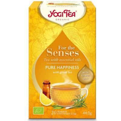 7588 - Yogi Tea For The Senses Pure Happiness 20 TB