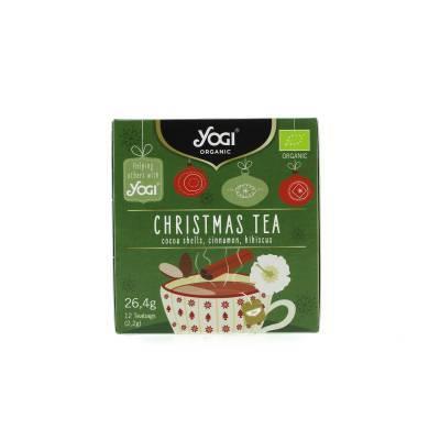 7507 - Yogi Christmas Tea 12 TB