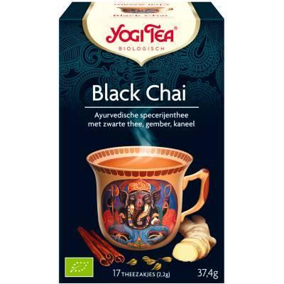 7519 - Yogi Tea Black Chai 17 TB