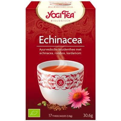 7545 - Yogi Tea Echinacea 17 TB