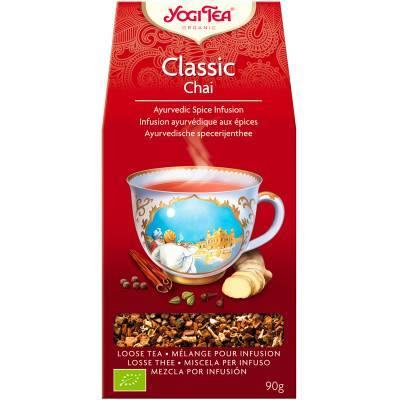 7591 - Yogi Tea Classic Chai 90 gram