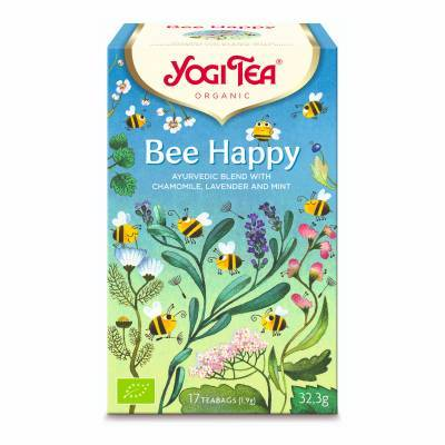 7598 - Yogi Tea Bee Happy 17 TB