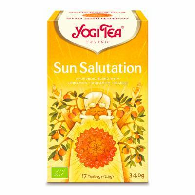 7599 - Yogi Tea Sun Salutation 17 TB