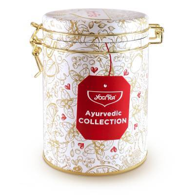 7510 - Yogi Tea cadeau verpakking limited 1 blik