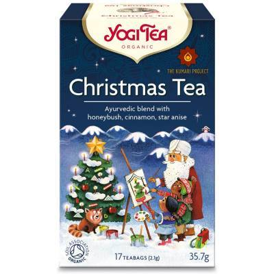 7596 - Yogi Tea Christmas Tea 17 TB
